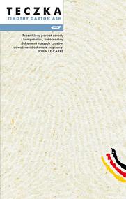 okładka Teczka, Książka   Garton Ash Timothy