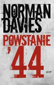 okładka Powstanie '44, Książka | Davies Norman