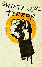 okładka Święty terror, Książka | Eagleton Terry