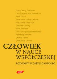 okładka Człowiek w nauce współczesnej. Rozmowy w Castel Gandolfo, Książka  