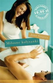 okładka Miłosne kołysanki, Książka | Graves Jane