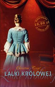 okładka Lalki królowej, Książka | Trent Christine