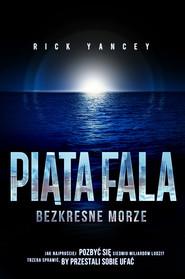 okładka Piąta fala. Bezkresne morze, Książka |