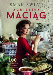 okładka Smak świąt, Książka | Maciąg Agnieszka
