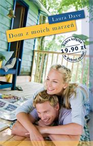 okładka Dom z moich marzeń, Książka | Dave Laura