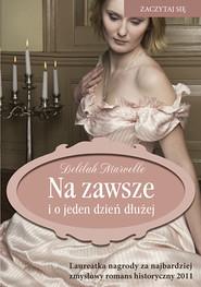 okładka Na zawsze i o jeden dzień dłużej, Książka | Marvelle Delilah