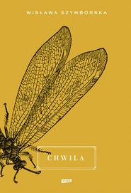 okładka Chwila. Książka | papier | Szymborska Wisława