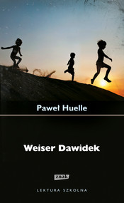 okładka Weiser Dawidek, Książka | Paweł Huelle