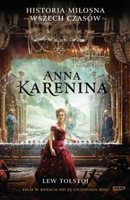 okładka Anna Karenina, Książka | Tołstoj Lew