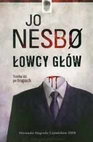 okładka Łowcy głów, Książka   Nesbo Jo