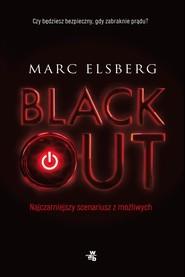 okładka Blackout, Książka | Elsberg Marc