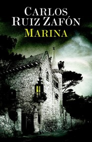 okładka Marina, Książka | Ruiz Zafon Carlos