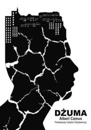 okładka Dżuma, Książka | Camus Albert