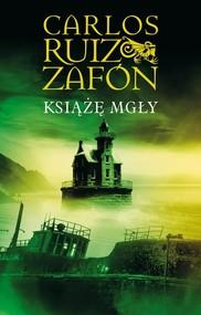 okładka Książę Mgły, Książka | Ruiz Zafon Carlos