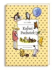 okładka Kubuś Puchatek. Książka | papier | Milne A.A.