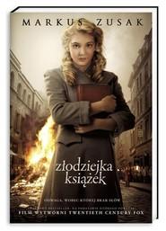 okładka Złodziejka książek, Książka   Zusak Markus