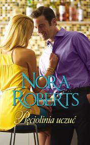 okładka Pięciolinia uczuć. Książka   papier   Roberts Nora