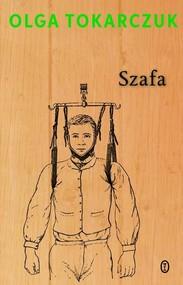 okładka Szafa, Książka | Tokarczuk Olga