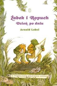 okładka Żabek i Ropuch. Dzień po dniu, Książka | Lobel Arnold