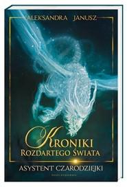 okładka Asystent czarodziejki, Książka   Janusz Aleksandra