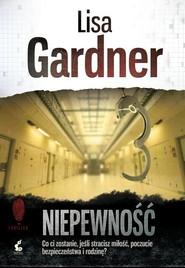 okładka Niepewność. Książka | papier | Gardner Lisa
