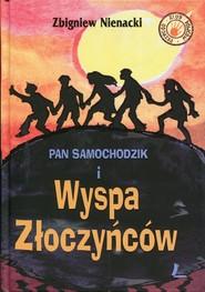 okładka Pan Samochodzik i Wyspa Złoczyńców, Książka | Nienacki Zbigniew