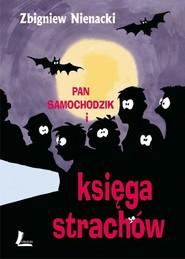 okładka Pan Samochodzik i Księga strachów, Książka | Nienacki Zbigniew