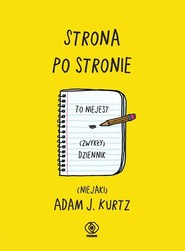okładka Strona po stronie. Książka | papier | Adam J. Kurtz