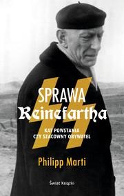 okładka Sprawa Reinefartha, Książka | Marti Philipp