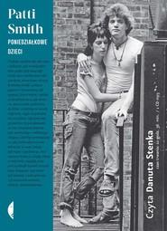 okładka Poniedziałkowe dzieci. Audiobook, Książka | Smith Patti