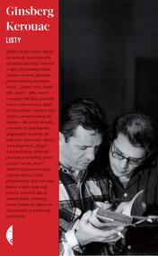 okładka Listy, Książka | Kerouac Jack, Ginsberg Allen