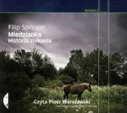 okładka Miedzianka. Historia znikania, Książka | Filip Springer