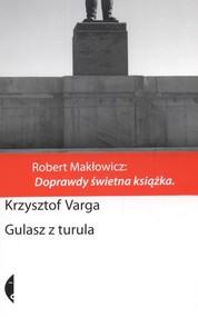 okładka Gulasz z turula. Książka | papier | Varga Krzysztof