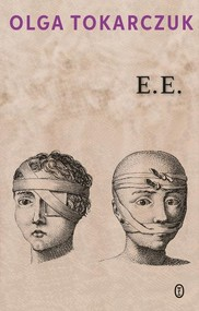 okładka E.E., Książka | Tokarczuk Olga