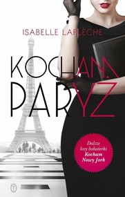 okładka Kocham Paryż, Książka | Isabelle Lafléche