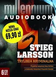 okładka Pakiet - Millennium. Trylogia kryminalna mp3, Książka | Stieg Larsson