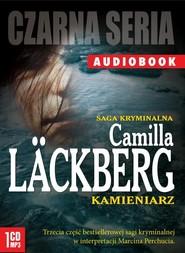 okładka Kamieniarz CD, Książka | Camilla Läckberg