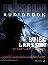 okładka Millennium Tom 3. Zamek z piasku, który runął. CD, Książka | Stieg Larsson