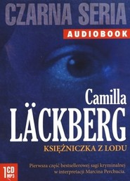 okładka Księżniczka z lodu. Książka audio CD, Książka | Camilla Läckberg