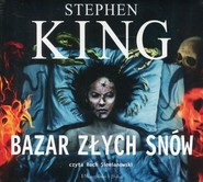 okładka Bazar złych snów, Książka | King Stephen