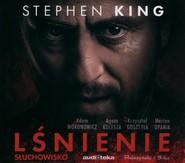 okładka Lśnienie, Książka | Stephen King