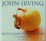 okładka Regulamin tłoczni win. Książka | papier | Irving John