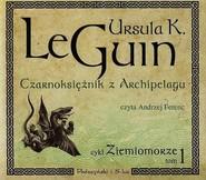 okładka Czarnoksiężnik z Archpelagu. Ziemiomorze. Tom 1, Książka | Guin Ursula K. Le