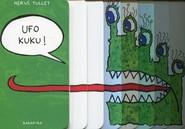 okładka Ufo kuku, Książka | Tullet Herve