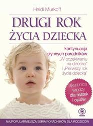 okładka Drugi rok życia dziecka, Książka | Heidi Murkoff, Sharon Mazel