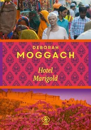 okładka Hotel Marigold, Książka   Moggach Deborah