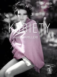 okładka Kobiety, Książka | Camilleri Andrea