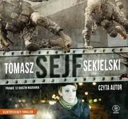 okładka Sejf 3. Gniazdo Kruka, Książka | Tomasz Sekielski