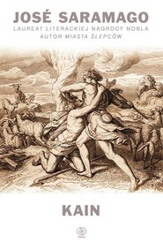 okładka Kain, Książka | Saramago Jose