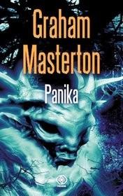 okładka Panika, Książka | Graham Masterton